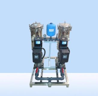 双泵变频供水系统