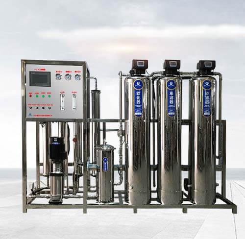 物聯網淨水設備