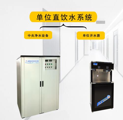 單位直(zhi)飲水機